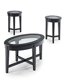 Mark Occasional Three-Piece Table Set