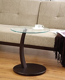 Marion Contemporary Accent Table