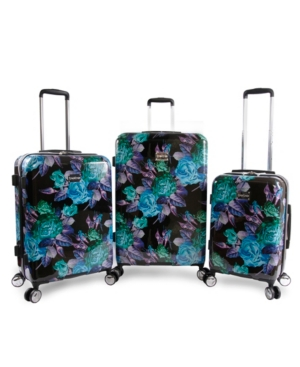 Bebe 3-Piece Hardside Luggage Set