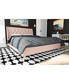 Novogratz Her Majesty Queen Bed