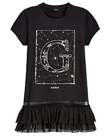 GUESS Big Girls Peplum Hem Tunic