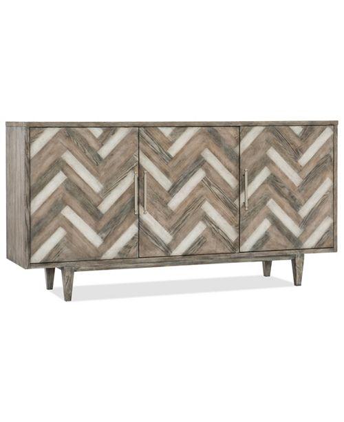 Hooker Furniture Melange Natural Beauty Credenza