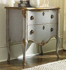 Calliope French Two Drawer Chest