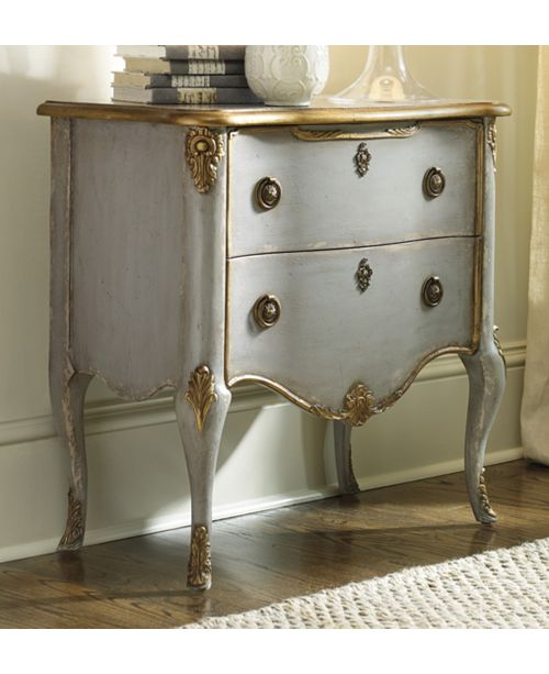Furniture Calliope French Two Drawer Chest
