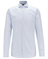 442e37556 BOSS Men's Slim Fit Tailored Cotton Shirt