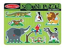 Zoo Sound Puzzle