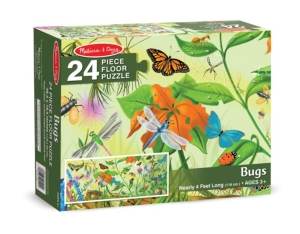 Bugs Floor (24 Pc)