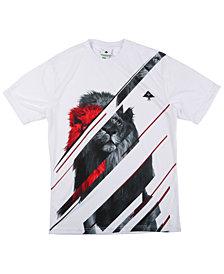 LRG Men's Lion Lounge Graphic T-Shirt