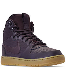Nike Men's Ebernon Mid Winter Casual Sneakers from Finish Line