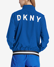 DKNY Sport Logo Zip Jacket, Created for Macy's