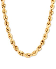 a38021657d747 Men's Necklaces: Shop Men's Necklaces - Macy's