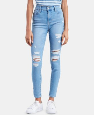 Image of Levi's® 720 HyperSculpt High-Rise Super-Skinny Jeans