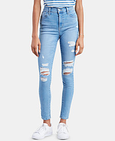 Levi's® 720 High-Rise Super-Skinny Jeans