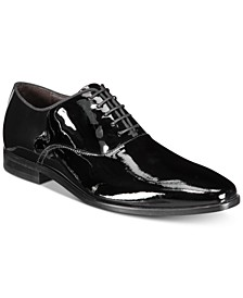 BOSS Men's High Line Patent Leather Oxfords