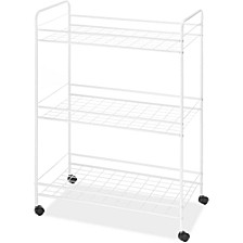 3-Tier Large Household Rolling Cart