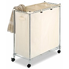 Supreme Laundry Sorter with Canvas Bag