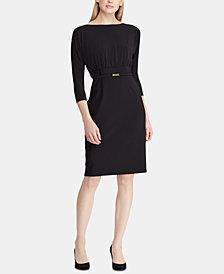 Lauren Ralph Lauren Dolman-Sleeve Dress