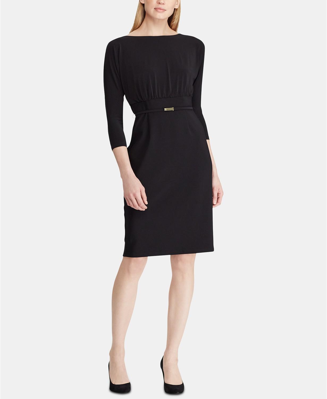 petite black dresses