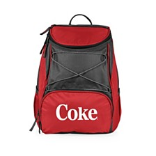 Oniva™ by Picnic Time Coca-Cola PTX Red Cooler Backpack