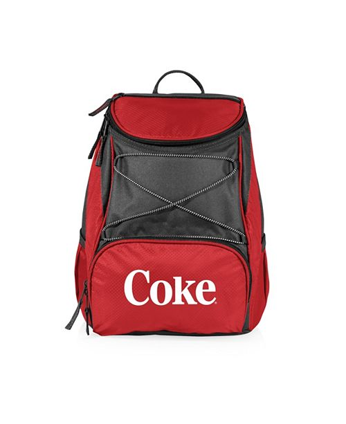 Picnic Time Oniva™ by Coca-Cola PTX Red Cooler Backpack