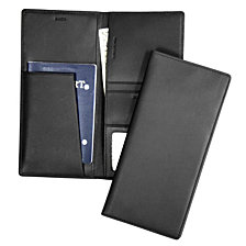 Royce New York Passport Travel Organizer
