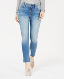 Hudson Jeans Tally Skinny Ankle Jeans