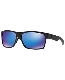 Costa Del Mar Polarized Sunglasses, HALF MOON 60