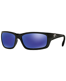 Costa Del Mar Polarized Sunglasses, JOSE POLARIZED 62P
