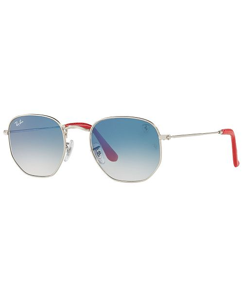 Ray-Ban Sunglasses, RB3548NM SCUDERIA FERRARI COLLECTION