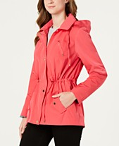 dc396aab7 Pink Jackets for Women - Macy s