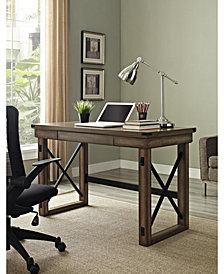 Ameriwood Home Broadmore Wood Veneer Desk