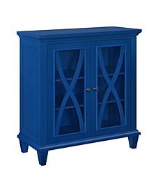 Ella Estates Double Door Accent Cabinet