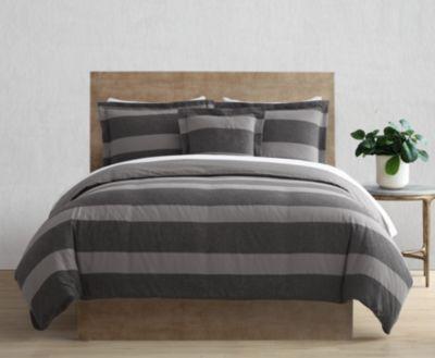 CLOSEOUT! Danbury Holt 4-Pc. King/California King 100% Cotton Comforter Set