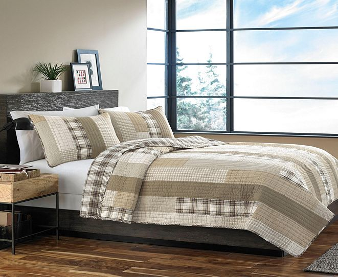 Eddie Bauer Fairview Saddle Quilt Sets