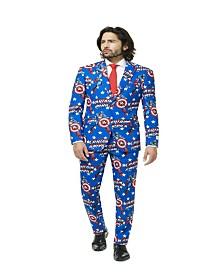 OppoSuits Men's Captain America™ Licensed Suit