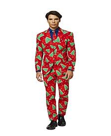 Men's Fine Pine Christmas Suit