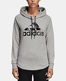 adidas Must Have French Terry Logo Hoodie