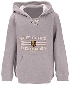 Outerstuff Vegas Golden Knights Goal Maker Hoodie, Big Boys (8-20)
