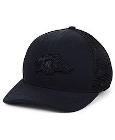 Nike Arkansas Razorbacks Aerobill Black Swoosh Cap