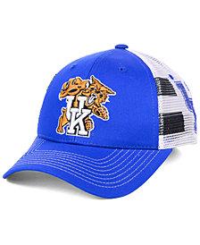 Zephyr Kentucky Wildcats Double Take Trucker Snapback Cap