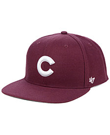 '47 Brand Chicago Cubs Autumn Snapback Cap