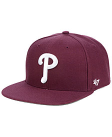 '47 Brand Philadelphia Phillies Autumn Snapback Cap