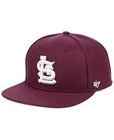 '47 Brand St. Louis Cardinals Autumn Snapback Cap