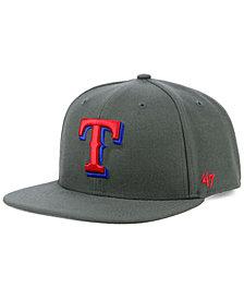 '47 Brand Texas Rangers Autumn Snapback Cap