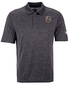 Authentic NHL Apparel Men's Vegas Golden Knights Pro Clutch Polo