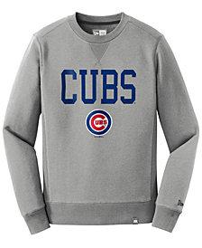 New Era Men's Chicago Cubs Premium Crew Sweatshirt