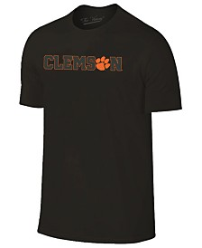 Champion Men's Clemson Tigers Black Out Dual Blend T-Shirt