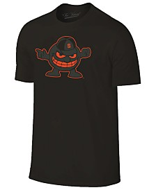 Champion Men's Syracuse Orange Black Out Dual Blend T-Shirt
