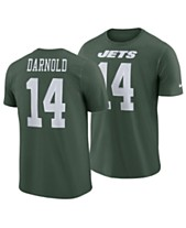 Nike Sam Darnold New York Jets Pride Name and Number 3.0 T-Shirt b87fe5c63