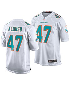 Men's Kiko Alonso Miami Dolphins Game Jersey